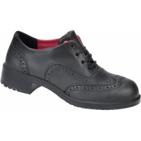 Officer Lady S2 ESD Damen Buisiness Sicherheitshalbschuh