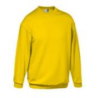 Premium Sweat-Shirt Gelb Gr.S