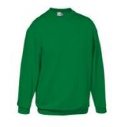 Premium Sweat-Shirt Grün Gr.S