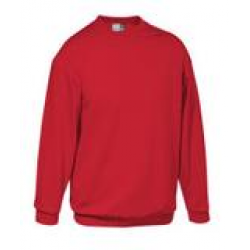 Premium Sweat-Shirt Rot Gr.S